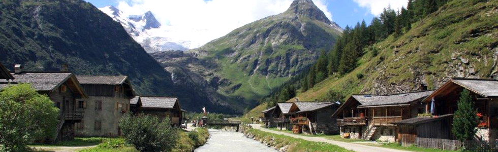 Oberbacherhof Matrei in Osttirol, Nationalpark Hohe Tauern